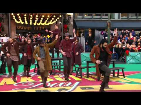 Fiddler On The Roof- 2015 Macy's Thanksgiving Day Parade