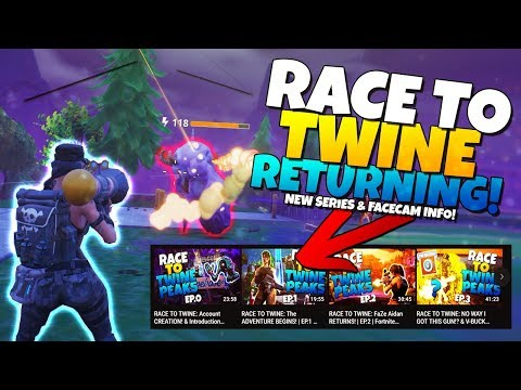 Xxx Mp4 RACE TO TWINE RETURNING Facecam MORE Info Fortnite STW 3gp Sex