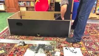 How to build a table soccer