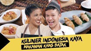 Kuliner Indonesia Kaya #9: Berani Coba Masak Makanan Kerajaan Khas Batak?