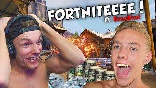 FORTNITEE! Ft. EnzoKnol (Stream)