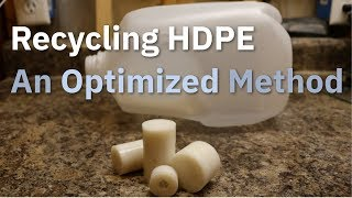 Recycling HDPE: An Optimized Method