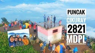 Pendakian Gunung Cikuray Garut 2821 mdpl,Jawa Barat - Indonesia ( Jalur Pemancar  3 - 4 Feb 2018 )