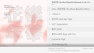 BTS - 화양연화 The Most Beautiful Moment In Life, Pt. 1
