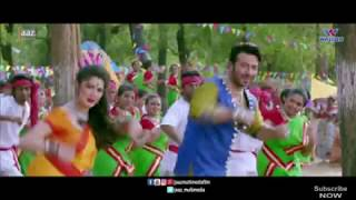 Uth Churi Tor Biye Hobe (Shikari) Full Video | Shakib Khan | Srabonti | Dance