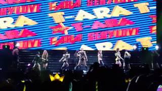 T-ARA ON AIR Guangzhou Concert  2013 Sexy Love