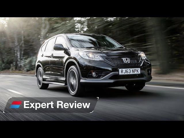Honda CR-V car review