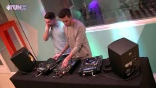 Weekend Wax live set: Ambassadors