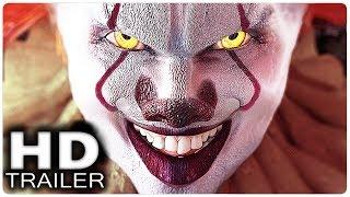 IT Clip + Trailer Español (2017)