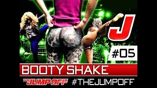 BOOTY: Ass Shaking Contest: TheJumpOff 2012 [WK05]