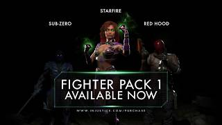 Injustice 2 Fighter Pack 1 Available Now!