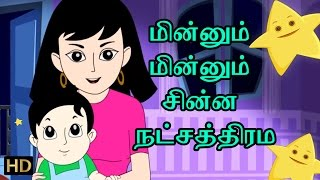 Twinkle Twinkle Little Star | Nursery Rhymes for Children | HD