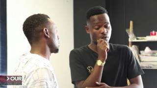 EJay Interview - Sends Warning Shots To His Competition x Talks Tweezy And His Big Jozi Move