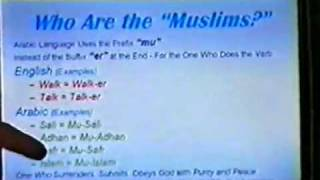 What is islam ? 135 people accept Islam after Br. Yusuf Estes Lecture! 5/9