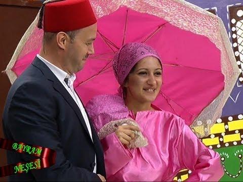 Tiyatro MAVİ ile ÜSKÜDARA GİDERKEN Bayram Neşesi Karadeniz Tv de