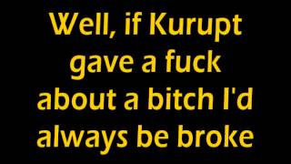 Snoop Dogg - Ain't No Fun (Lyric Video) ft. Nate Dogg, Kurupt & Warren G