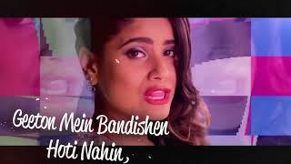 Bajne Do Night and Day - LYRICS VIDEO | World Music Day'18 | 9X Media | Latest Hindi Song