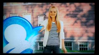 Dove Cameron - ANOTHER NEW DISNEY CHANNEL BUMPER!