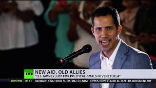 Washington's priorities? US aid money for Central America goes to Venezuela's opposition instead