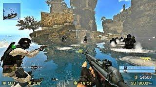 CS SOURCE - Zombie Escape Mod - ze_totemo_roka_b5s - UNLOZE