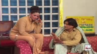 Best of Zara Akbar, Arif Gill - PAKISTANI STAGE DRAMA FULL COMEDY CLIP