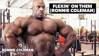 QUAN - Flexin' On Them | Ronnie Coleman: The King Official Music Video