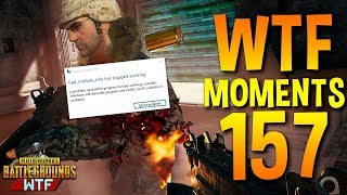 PUBG Funny WTF Moments Highlights Ep 157 (playerunknown
