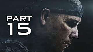 Call of Duty Ghosts Gameplay Walkthrough Part 15 - Campaign Mission 16 - Severed Ties (COD Ghosts)
