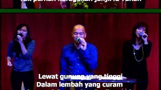 Kau Berfirman, worship led by Efraim Tamba