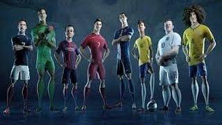 Nike Futebol Desenho 3D - O Último jogo