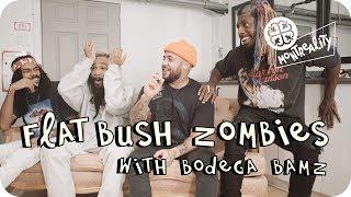 FLATBUSH ZOMBIES x MONTREALITY ⌁ Interview