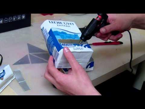 Cómo hacer un alimentador para pájaros. 1080p