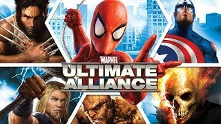 Marvel Ultimate Alliance walkthrough part 1