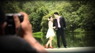 Behind the Scene - JP Pre-wedding photo shooting