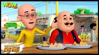 Pappe Da Dhaba  - Motu Patlu in Hindi - 3D Animation Cartoon - As on Nickelodeon