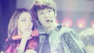 Part 8 : EXO Chanyeol and 2ne1 Dara Chandara Couple Moments