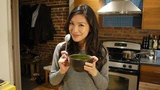 Top Secret Split Pea Soup I Debbie Wong