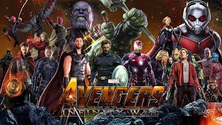 Avengers Infinity War Official Trailer ,HD Upcoming 2018 Hollywood movie mp4