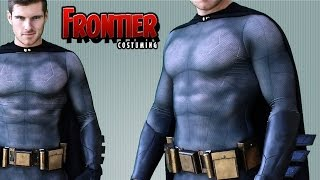 Batman Dawn Of Justice Bodysuit by Frontier Costuming: Unboxing & Review!