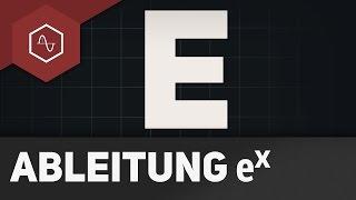 Ableitung von e^x & Der Logarithmus (ln)