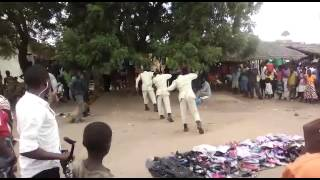 Beni dance in Chikwawa District, Malawi