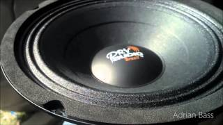 Mid-range Woofer Test (HQ)
