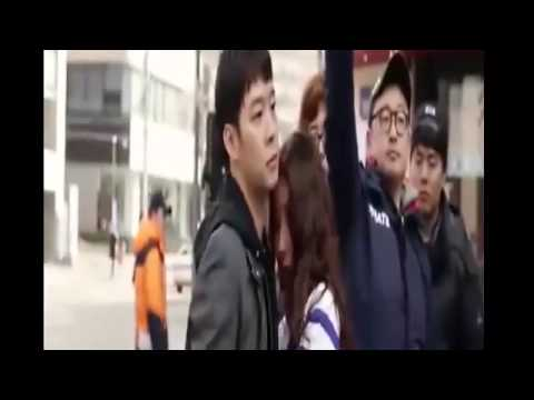 The Girl Who Sees Smell   Yoochun and Shin Se Kyung Behind The Scene Part 2