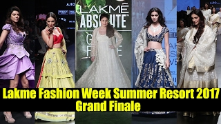 lakme Fashion Week Summer Resort 2017 Grand Finale | Kareena Kapoor