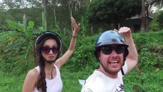 Thailand 2016 - Krabi, Ko Lanta, Bangkok - Dji Osmo HD 1080p