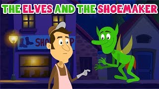The Elves and the Shoemaker | Bedtime Stories | MagicBox English Kids