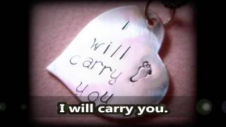 selah i will carry you audreys song lyrics