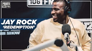 Jay Rock On Redemption Album, OSOM , TDE Studio Rules & Staying Focused