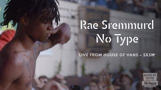"Rae Sremmurd performs ""No Type"" at SXSW"
