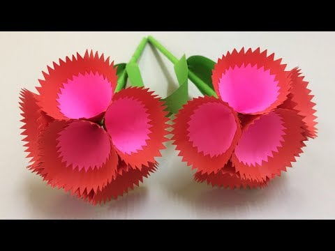 Xxx Mp4 How To Make Beautiful Flower With Paper Making Paper Flowers Step By Step DIY Paper Flowers 9 3gp Sex